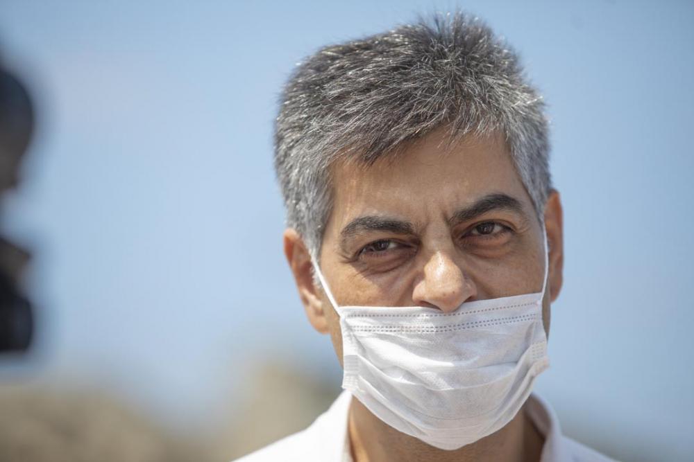 Şile plajları doldu taştı! Vatandaşlara sosyal mesafe ve maske uyarısı yapıldı 14