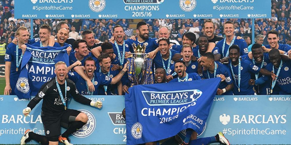 Futbolun sürpriz şampiyonları! 9