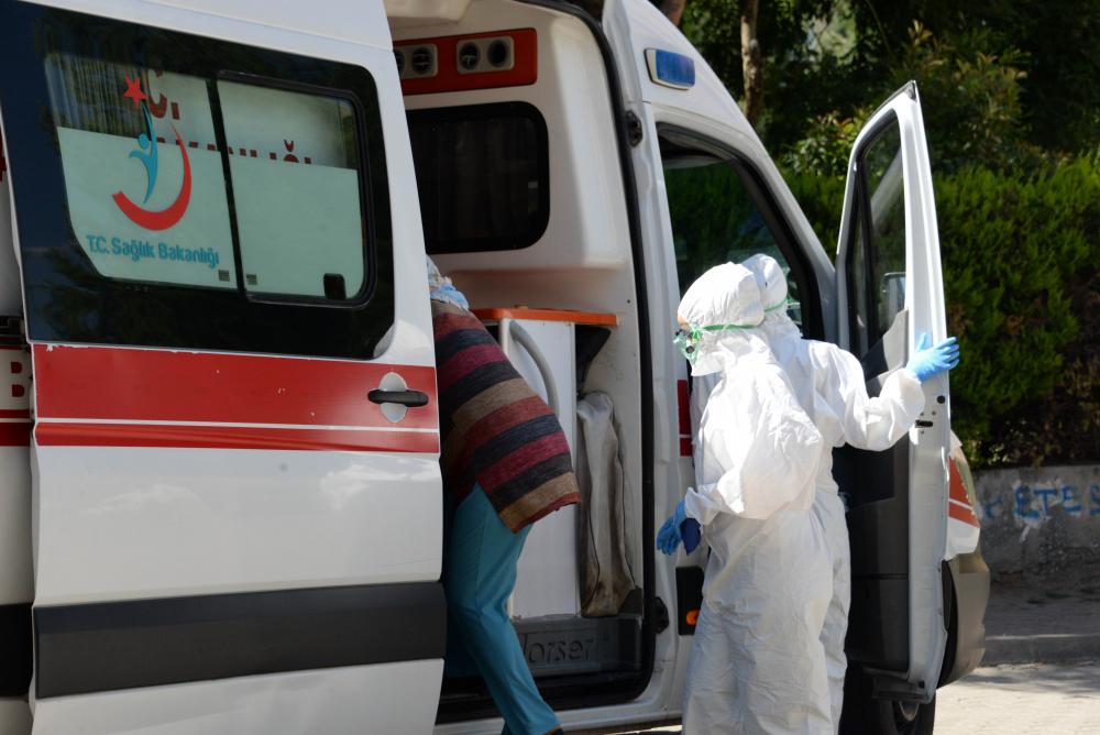 Türkiye'nin bölge bölge koronavirüs vaka sayısı belli oldu! 4