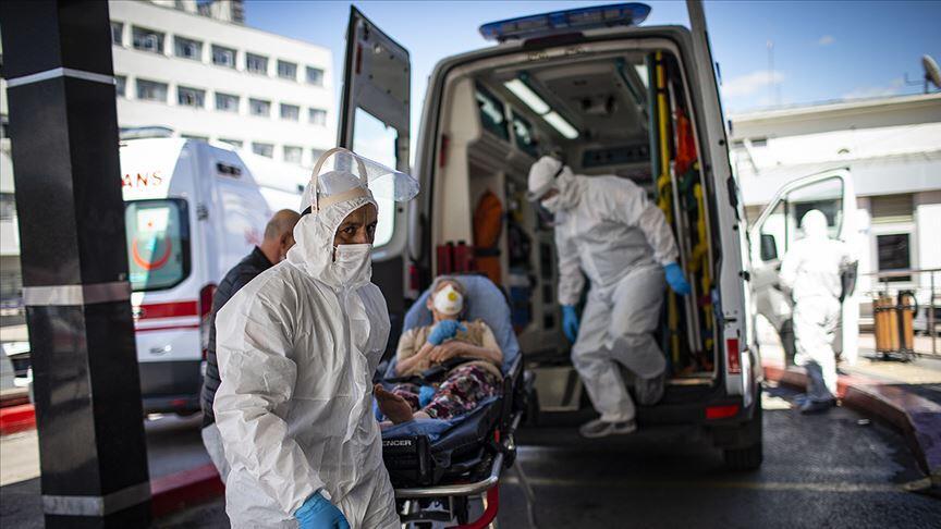 Türkiye'nin bölge bölge koronavirüs vaka sayısı belli oldu! 7
