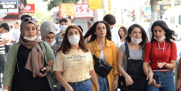 Türkiye'nin bölge bölge koronavirüs vaka sayısı belli oldu! 9