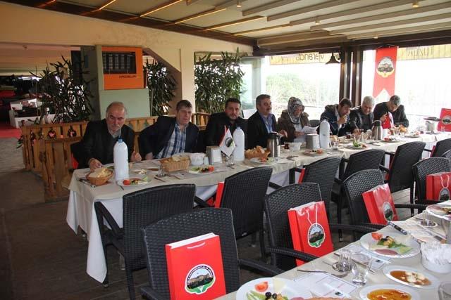 Tuzla Kastamonulular Derneği  Kahvaltı Programı 11