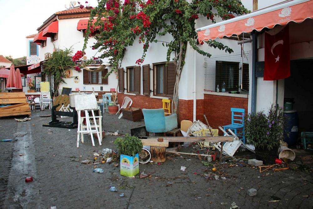 Uzmanlar açıkladı: Olası Marmara depreminde tsunami riski! 1