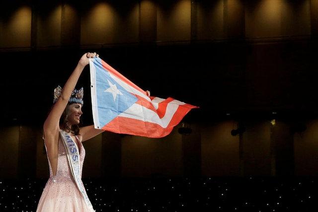 Dünyanın en güzel kızı kimdir? İşte Dünya güzeli Stephanie del Valle 1