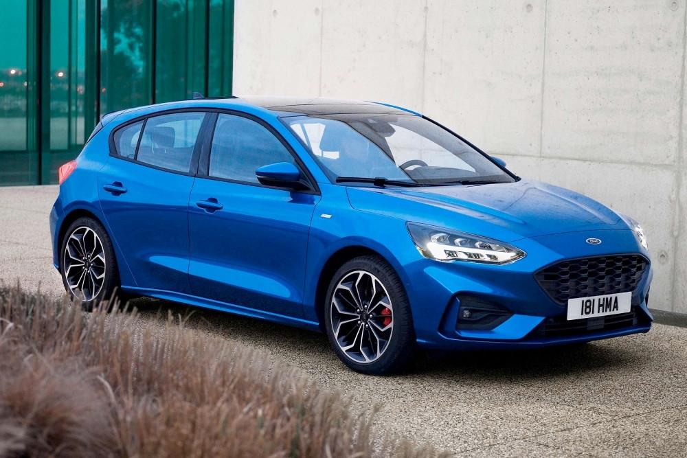 Yeni Ford Focus tanıtıldı! 1