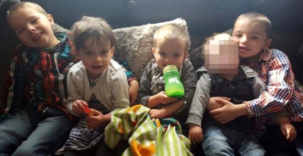 Anne ve babanın ihmali 4 çocuğu hayattan kopardı! Yanarak can verdiler 1