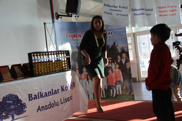 Balkanlar Koleji Matematik Olimpiyatları Ödül Töreni - Foto Galeri 9