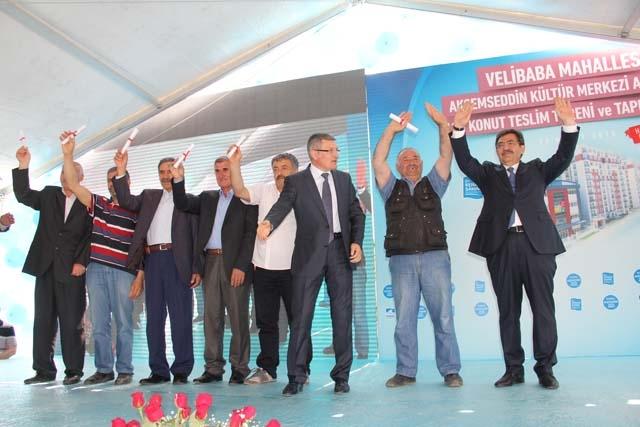Velibaba Akşemseddin Kültür Merkezinin Açılış Törenin Foto galerisi 16