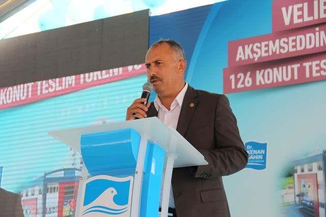Velibaba Akşemseddin Kültür Merkezinin Açılış Törenin Foto galerisi 3