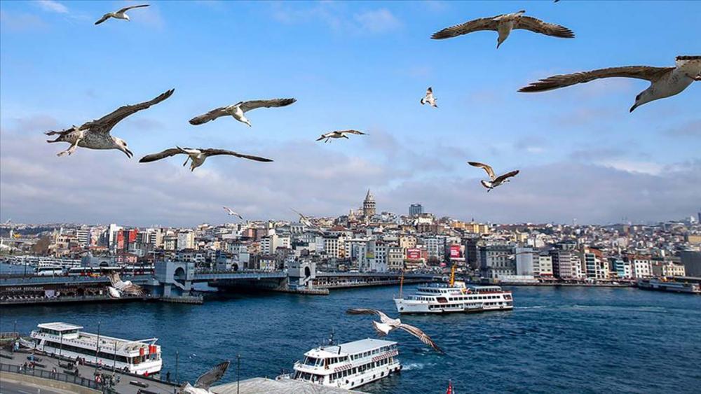 Meteoroloji duyurdu: Marmara'da hafta sonu sıcak hava, hafta içi ise yağış var 1