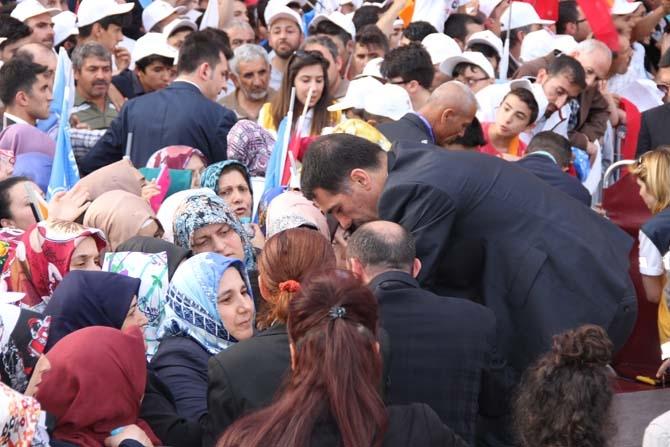 Pendik, Ahmet Davutoğlu'nu Çamçeşme'de ağırladı - FOTO GALERİ 11