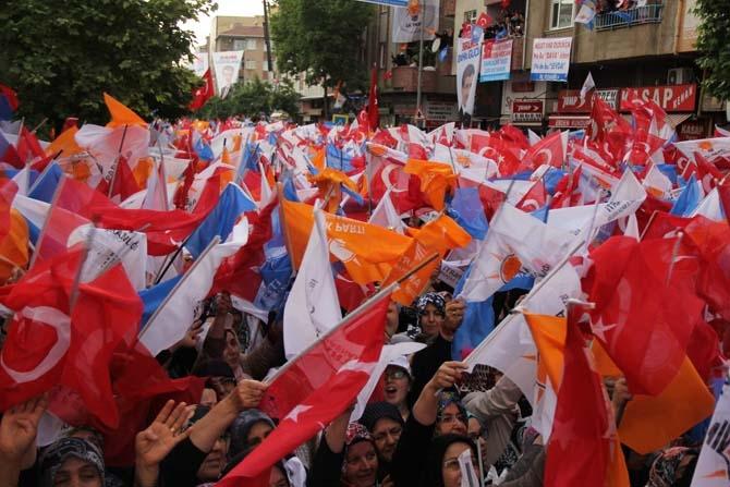 Pendik, Ahmet Davutoğlu'nu Çamçeşme'de ağırladı - FOTO GALERİ 16