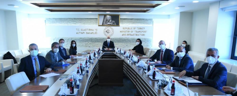 """Bakan Karaismailoğlu'ndan Kanal İstanbul'a ilişkin flaş açıklama: """"En kısa zamanda işe başlamak için sabırsızlanıyoruz"""" 1"""
