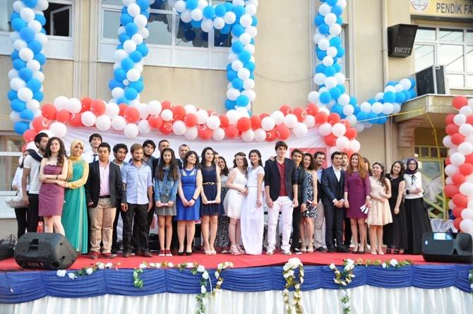 Fatih Anadolu'da Lisesi Mezuniyet töreni - Foto Galeri 10