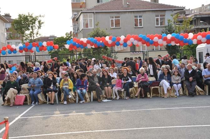 Fatih Anadolu'da Lisesi Mezuniyet töreni - Foto Galeri 2