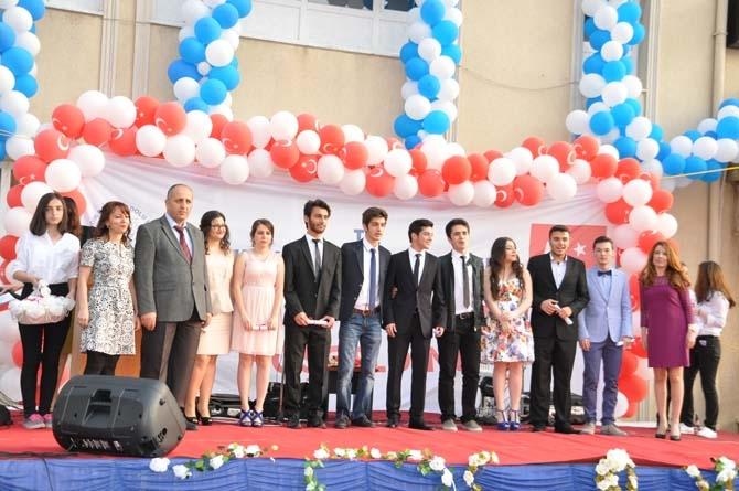 Fatih Anadolu'da Lisesi Mezuniyet töreni - Foto Galeri 8