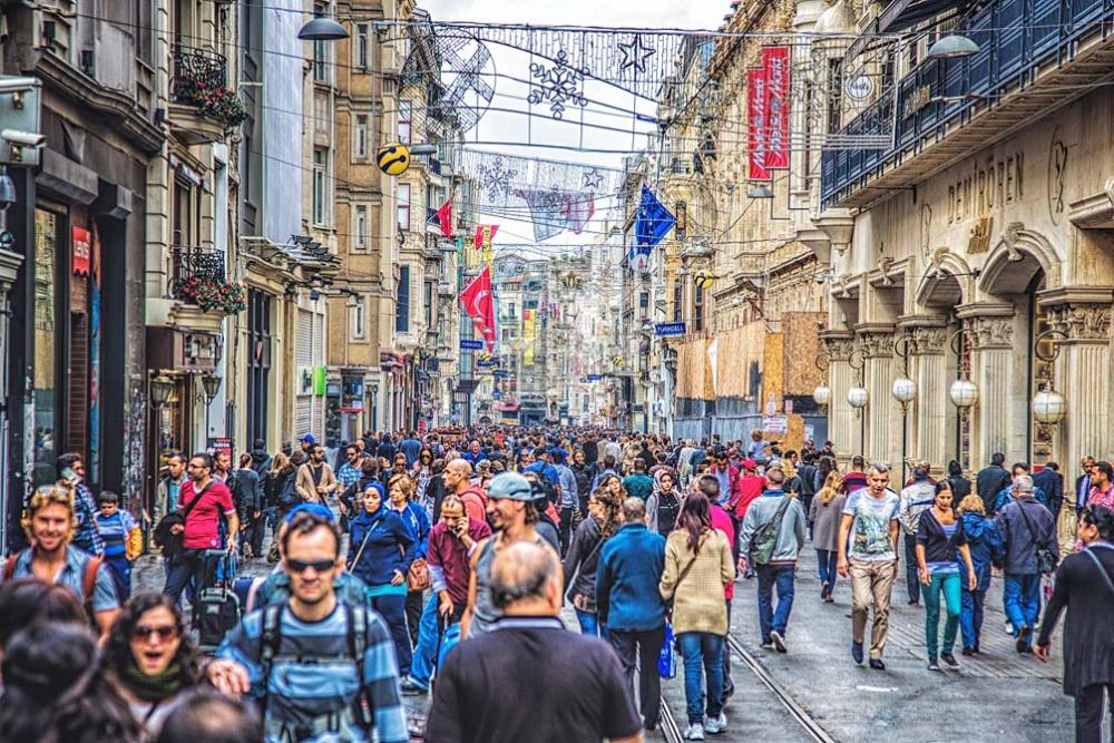 Herkes doğduğu şehirde yaşasaydı hangi şehir daha kalabalık olacaktı? İşte o şehirler 1
