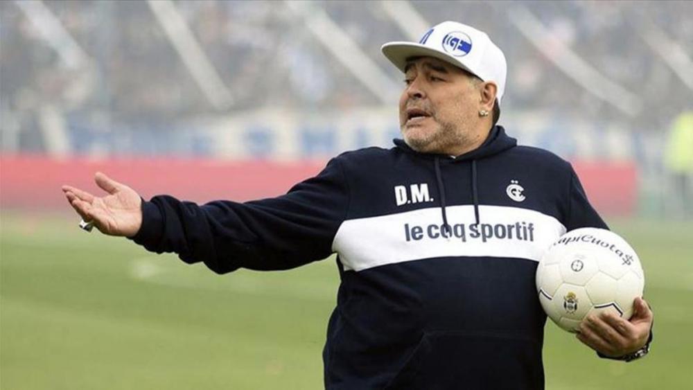 Futbol efsanesi Diego Maradona'nın ölümü ile ilgili yeni iddia: Doktoru imzasını taklit etti 1