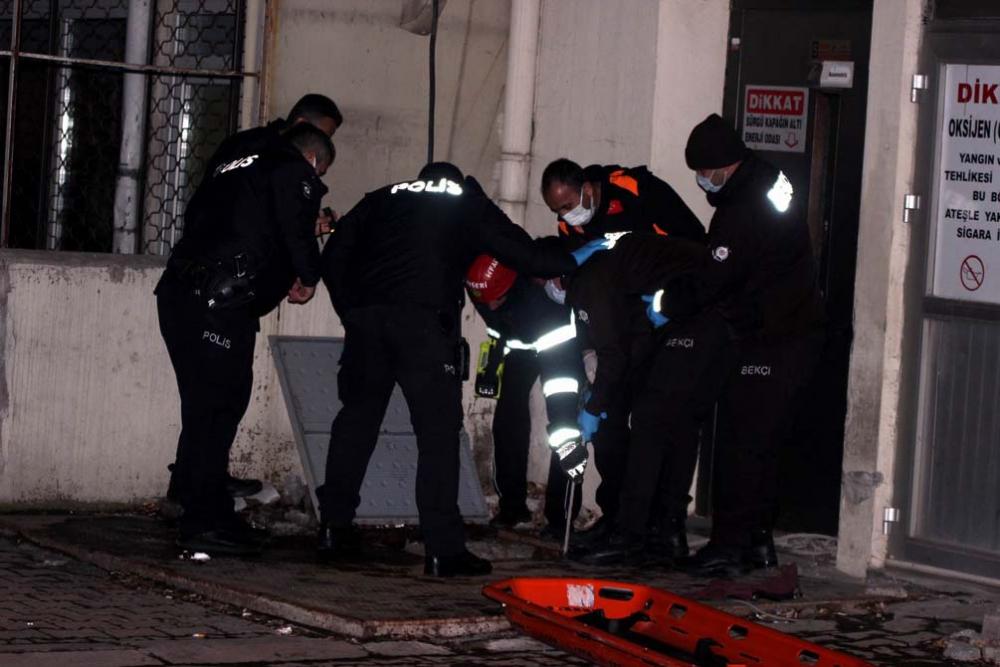 Kayseri'de kan donduran olay! Kuyuda cansız bedeni bulundu 1