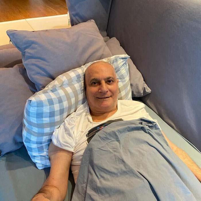 Mehmet Ali Erbil yaşadığı zor günleri anlattı: Sadece elimi oynatabileyim diye dua ediyordum 1
