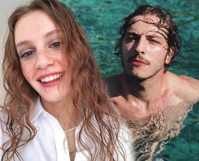 Boran Kuzum ve Ahsen Eroğlu aşk mı yaşıyor? 1