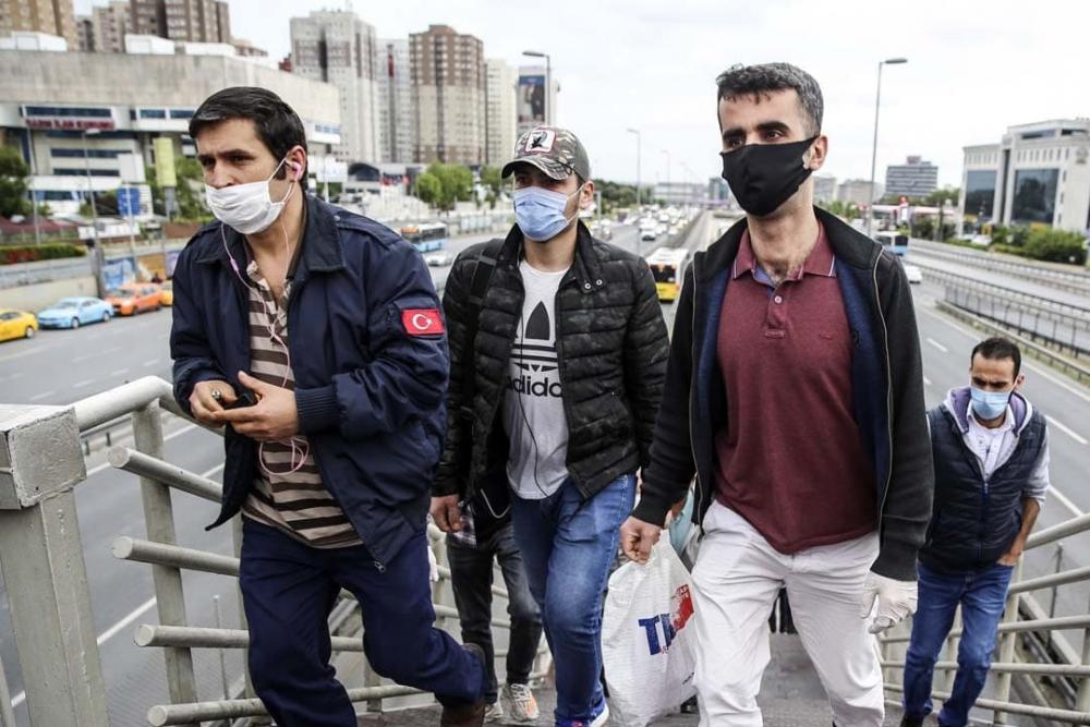 İstanbul İl Sağlık Müdürü Memişoğlu, rahatlama için tarih verdi: Hedefimiz maviye dönmek! 1