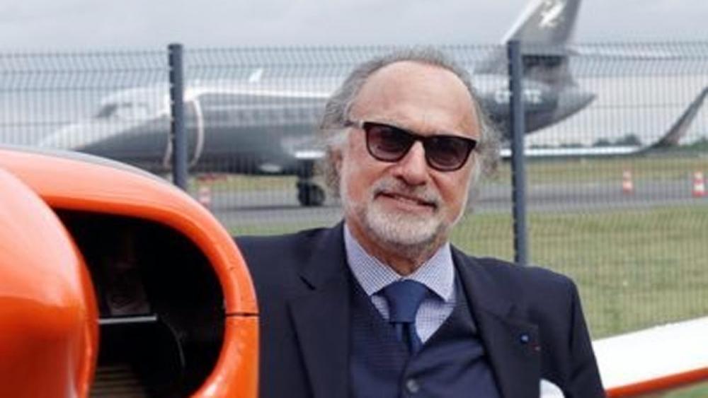 Fransız milletvekili Olivier Dassault helikopter kazasında öldü! 1