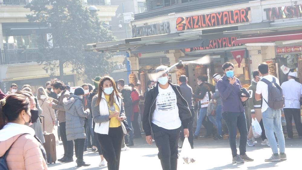 Artık İstanbul da kırmızı kategoride! Peki çok yüksek riskli illerdeki yasaklar neler? 1
