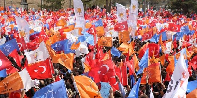 AK Parti 24 Haziran 2018 İl, il milletvekili listesi