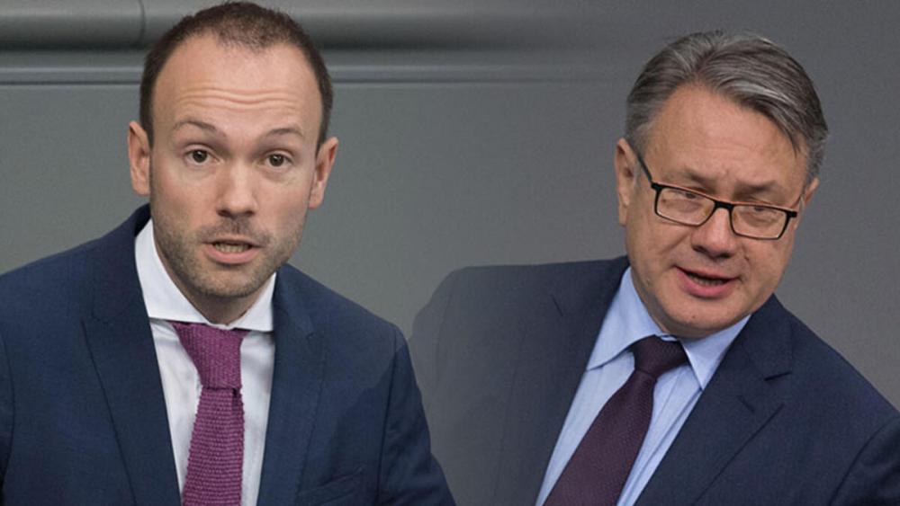 Tepki çekmişti! Almanya'da maskeden kazanç sağlayan iki milletvekili istifa etti 1