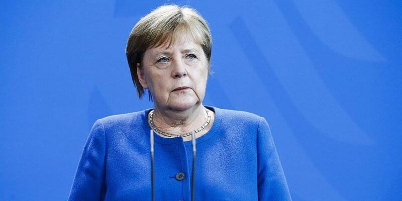 Almanya Başbakanı Angela Merkel'den üçüncü dalga uyarısı! 1