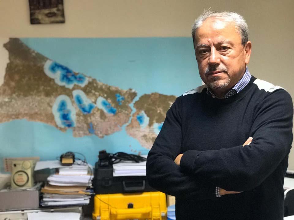 Meteoroloji uzmanı Prof. Dr. Orhan Şen'den kritik uyarı! Pazartesi günü İstanbul'da sağanak, dolu ve toz görülecek 1