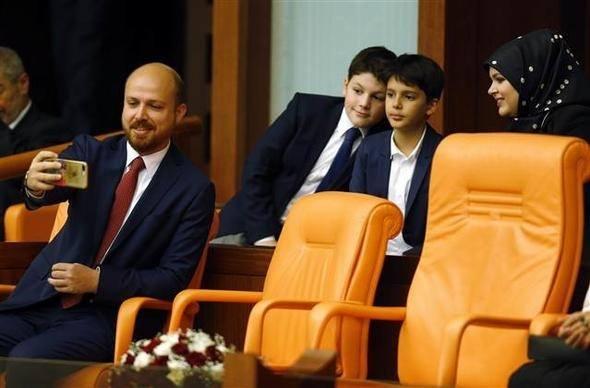 Yeni sistem resmen başladı! Başkan Erdoğan'ın yemin töreninden kareler 1