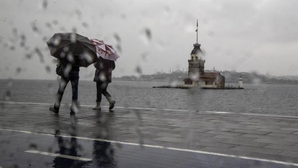 Meteoroloji'den flaş açıklama: Sağanak yağış geliyor! 1