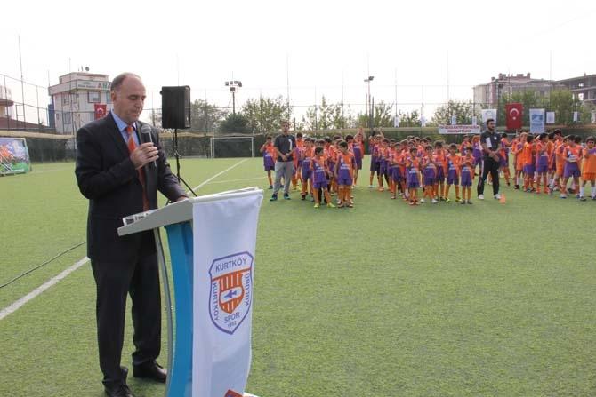 Kurtköy Futbol Okulu ve Kulübü 2015-2016 Sezon Açılışı 15