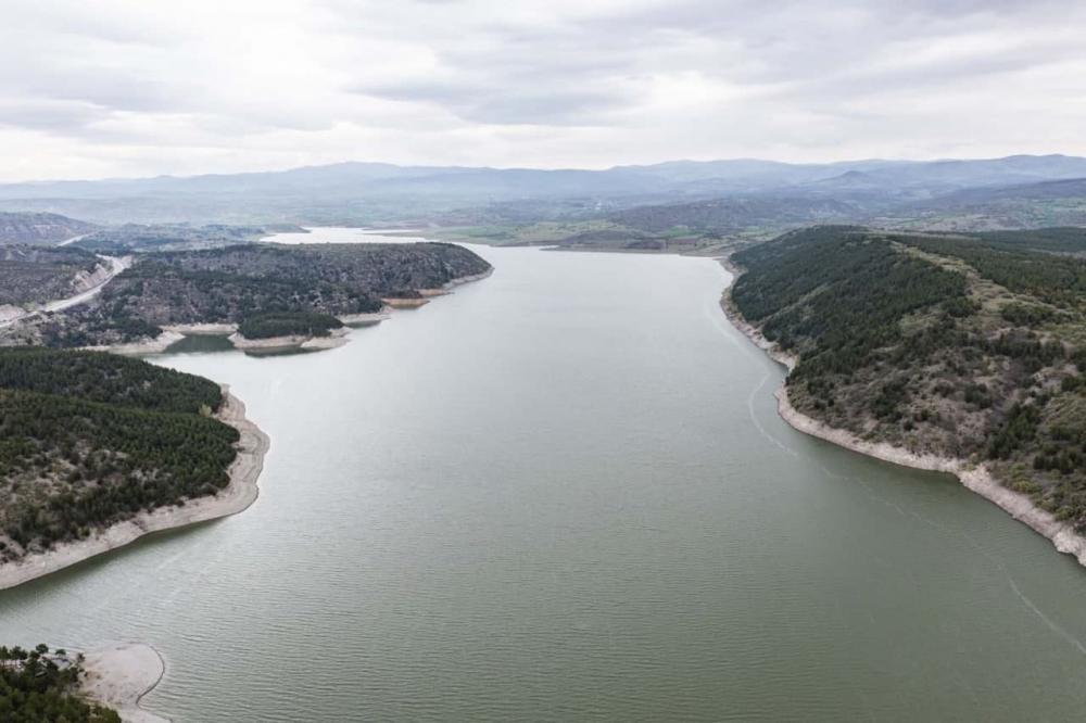Ankara barajlarındaki son durum açıklandı: 240 günlük su var 1