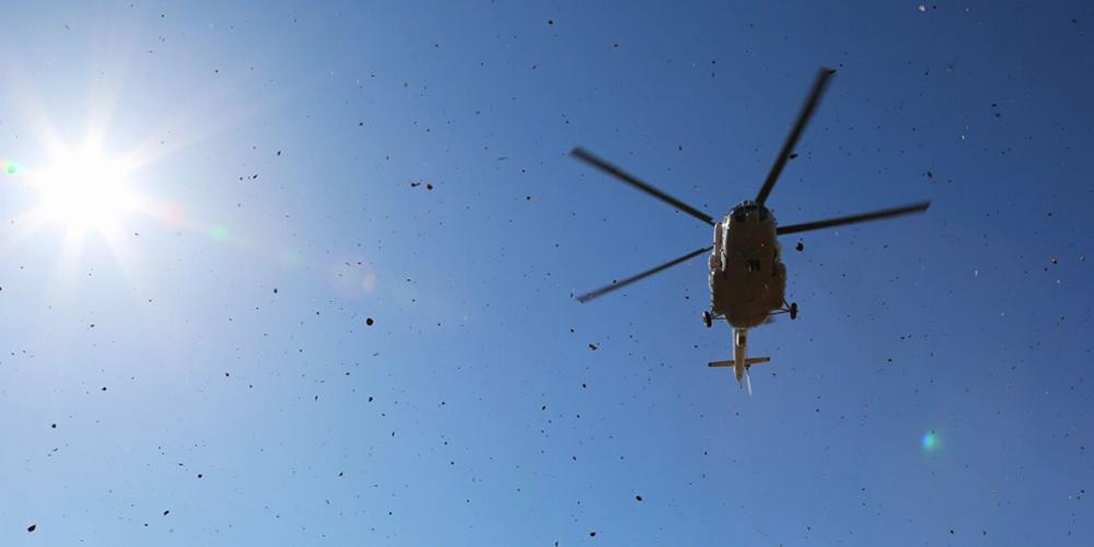 Ülke şokta! Helikopterdeki 4 hava kurtarma pilotu öldü 1