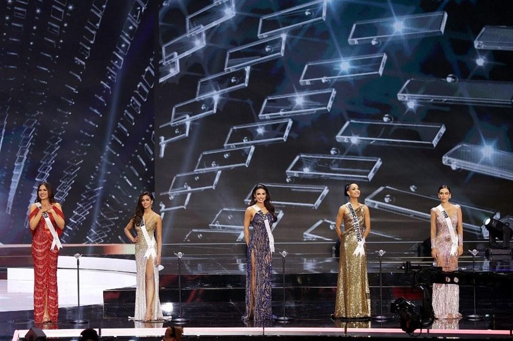 2021 Kainat Güzeli seçildi: Yarışmanın galibi Meksikalı Andrea Meza oldu! 1