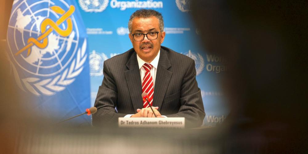 Dünya Sağlık Örgütü Genel Direktörü Ghebreyesus: Filistin'de sağlık durumu endişe verici 1