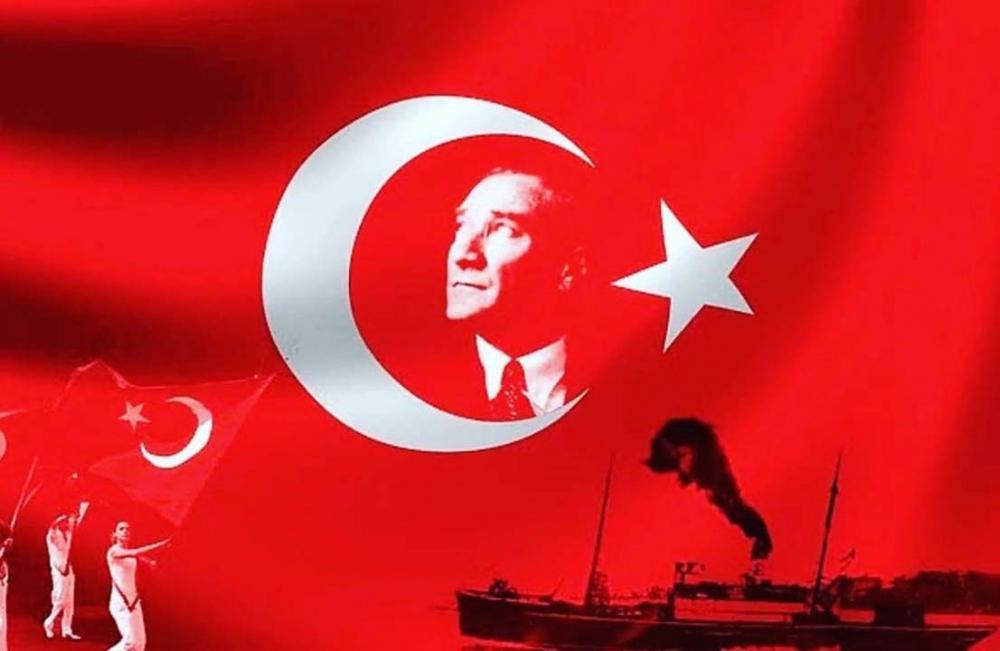 Ünlülerin, 19 Mayıs Atatürk'ü Anma Gençlik ve Spor Bayramı paylaşımları 10
