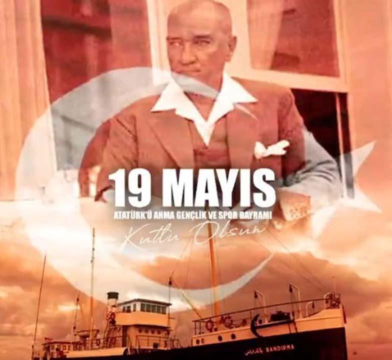 Ünlülerin, 19 Mayıs Atatürk'ü Anma Gençlik ve Spor Bayramı paylaşımları 14