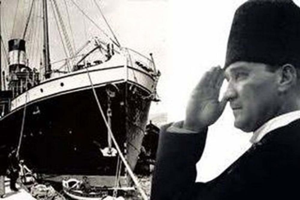 Ünlülerin, 19 Mayıs Atatürk'ü Anma Gençlik ve Spor Bayramı paylaşımları 8