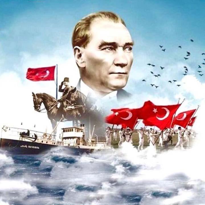 Ünlülerin, 19 Mayıs Atatürk'ü Anma Gençlik ve Spor Bayramı paylaşımları 9