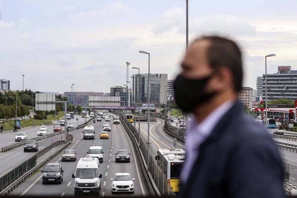 İl Sağlık Müdürü Kemal Memişoğlu açıkladı: İstanbul'da vakalar yüzde 600 azaldı! 18