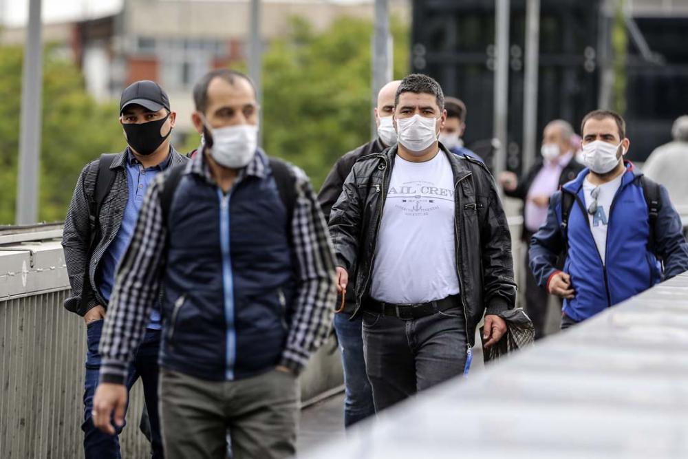 İl Sağlık Müdürü Kemal Memişoğlu açıkladı: İstanbul'da vakalar yüzde 600 azaldı! 19
