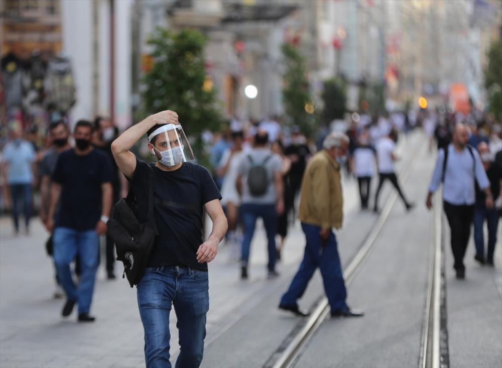 İl Sağlık Müdürü Kemal Memişoğlu açıkladı: İstanbul'da vakalar yüzde 600 azaldı! 20