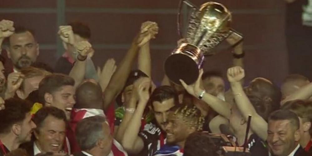 Beşiktaş, kupasına kavuştu! 5