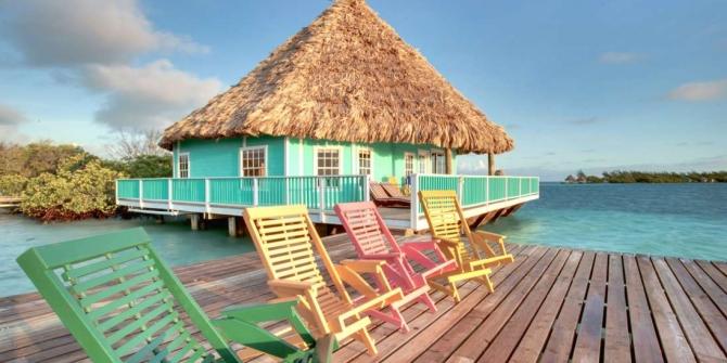 21 yaşından küçüklerin giremediği saklı cennet 'Coco Plum' adası