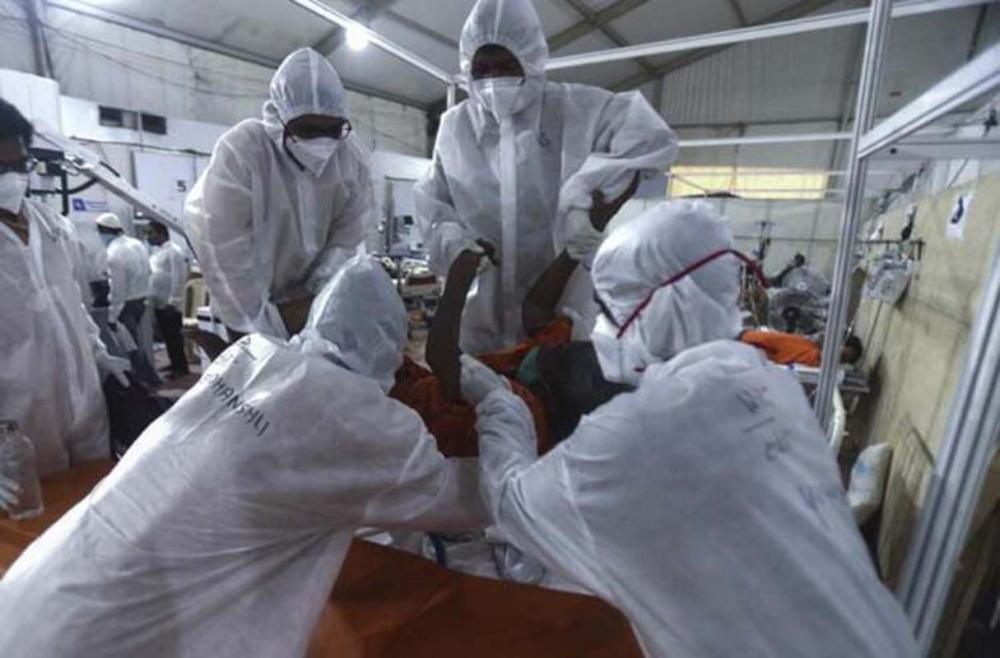 Hindistan'da skandal! Koronavirüs hastasına toplu tecavüz edip susması için entübe ettiler! 6