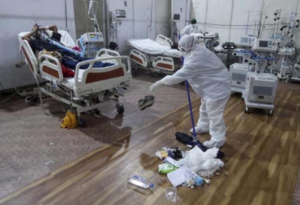 Hindistan'da skandal! Koronavirüs hastasına toplu tecavüz edip susması için entübe ettiler! 7